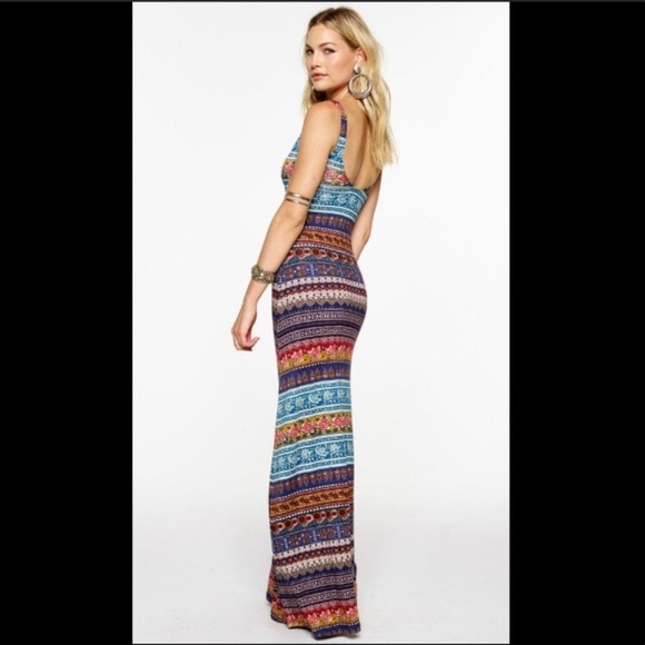 ae289e46aa25 Free People Dresses | Novella Royale Babs Maxi Dress | Poshmark
